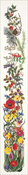 "Seasons Bell Pull (16 Count) - Thea Gouverneur On Aida Counted Cross Stich Kit 46""X6.25"""