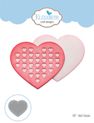 Heart Cutouts - Elizabeth Craft Metal Die