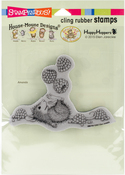 Juggling Berries - Stampendous House Mouse Cling Stamp