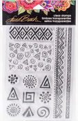 Icons - Stampendous Laurel Burch Clear Stamps