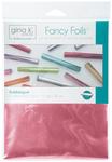 "Bubblegum - Gina K Designs Fancy Foil 6""X8"" 12/Pkg"