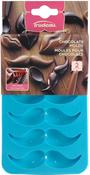 Mustache 6 Cavity (1 Design)  - Silicone Candy Mold 2/Pkg