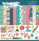 Paper Crane Collection Kit - Photoplay