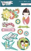 Paper Crane Layered Stickers - Photoplay - PRE ORDER