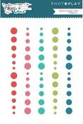 Paper Crane Enamel Dots - Photoplay