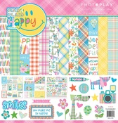 Happy Mad 4 Plaid Collection Pack - Photoplay