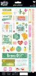 Fruit Of The Spirit Cardstock Stickers - Illustrated Faith - PRE ORDER