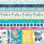 Borders & 3 x 4 Paper - All People All Nations - Illustrated Faith - PRE ORDER