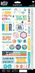 All People All Nations Cardstock Stickers - Illustrated Faith - PRE ORDER