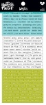 Words Cardstock Sticker Booklet - Illustrated Faith - PRE ORDER