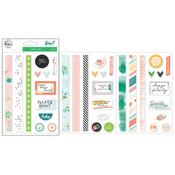 Let Your Heart Decide Washi Stickers  - Pinkfresh - PRE ORDER