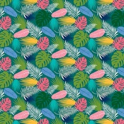 """Good Vibes - Island Escape Double-Sided Cardstock 12""""X12"""""""