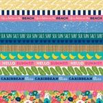 Borders Paper - Island Escape - Bella Blvd - PRE ORDER