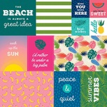 "Daily Details - Island Escape Double-Sided Cardstock 12""X12"""