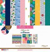 """Island Escape - Bella Blvd Collection Kit 12""""X12"""""""
