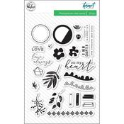 Let Your Heart Decide Photopolymer Stamps  - Pinkfresh