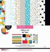 """Pop Quiz - Bella Blvd Collection Kit 12""""X12"""""""