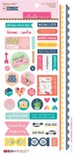 "Sticky Mix - Mom Life Cardstock Stickers 6""X12.5"""