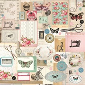 Thread Paper - Miss Betty - KaiserCraft