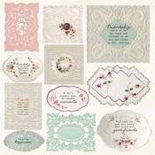 Handkerchief Paper - Miss Betty - KaiserCraft