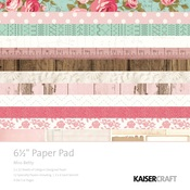 Miss Betty 6 x 6 Paper Pad - KaiserCraft