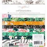 Flourish 6 x 6 Paper Pad - Maggie Holmes