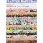 Flourish 6 x 8 Paper Pad - Maggie Holmes