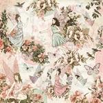 Fairy Dance Paper - Fairy Garden - KaiserCraft