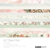 Fairy Garden 6.5 x 6.5 Paper Pad - KaiserCraft