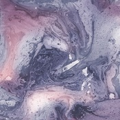 Marbled Paper - Misty Mountains - KaiserCraft