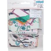 Rose Gold Ephemera 40 pcs - Flourish - Maggie Holmes