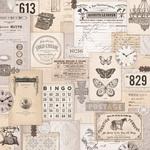 Ephemera Paper - Pen & Ink - KaiserCraft