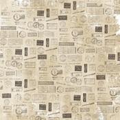 Stamps Paper - Pen & Ink - KaiserCraft