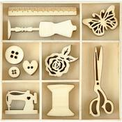 Treasures Wood Flourishes - KaiserCraft
