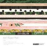 Fleur 6.5 x 6.5 Paper Pad - KaiserCraft