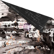 A Little Bit Of Ink Paper - Amelia Rose - Prima