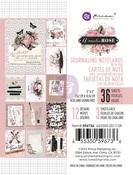 Amelia Rose 3 x 4 Journaling Cards - Prima