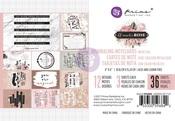 Amelia Rose 4 x 6 Journaling Cards - Prima