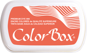 Coral - ColorBox Premium Dye Ink Pad