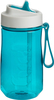 Blue - Fuel Splash Bottle 15oz This water bottle is the perfect size for lunch packs! Leak resistant, PBA free bottle holds up to 15 ounces/450 milliliters of liquid. Water bottle features a flip up straw and is dishwasher safe. This package contains one water bottle. Imported.