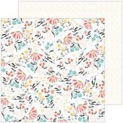 """Impulse - Let Your Heart Decide Double-Sided Cardstock 12""""X12""""  - Pinkfresh"""