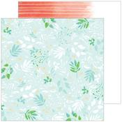 """Instinct - Let Your Heart Decide Double-Sided Cardstock 12""""X12""""  - Pinkfresh"""