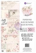 Love Story A4 Paper Pad - Prima