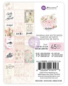 Love Story 3 x 4 Journaling Cards - Prima