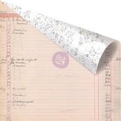 My Last Note Paper - Lavender - Prima