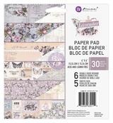 Lavender 6 x 6 Paper Pad - Prima - PRE ORDER