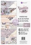 Lavender A4 Paper Pad - Prima