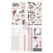 Lavender Stickers - Prima