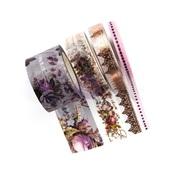 Lavender Washi Tape - Prima - PRE ORDER