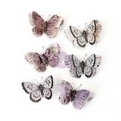 Aislinne Flowers - Lavender - Prima